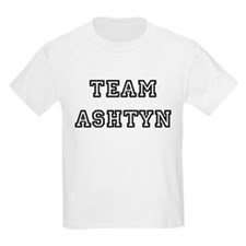 TEAM ASHTYN T-SHIRTS Kids T-Shirt