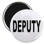Deputy Law Enforcement Magnet