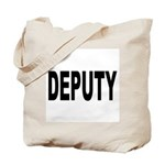 Deputy Law Enforcement Tote Bag