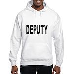 Deputy Law Enforcement (Front) Hooded Sweatshirt