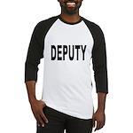 Deputy Law Enforcement Baseball Jersey
