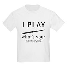 Cool Flute Designs T-Shirt