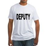 Deputy Law Enforcement Fitted T-Shirt