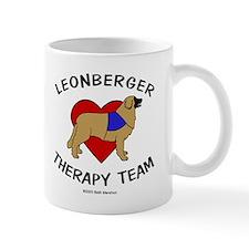 Leonberger Therapy Team Mug