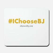 IChooseBJ Mousepad