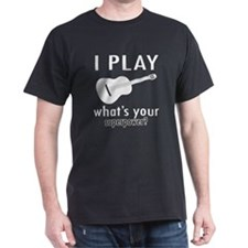 Cool Guitar Designs T-Shirt