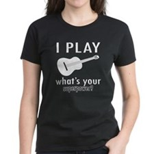 Cool Guitar Designs Tee