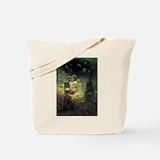 Ilya Repin Sadko Underwater Kingdom Tote Bag