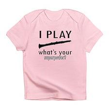 Cool Oboe Designs Infant T-Shirt