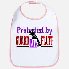 GUARD FLUFF Bib