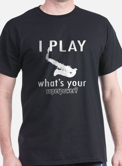 Cool Saxophone Designs T-Shirt