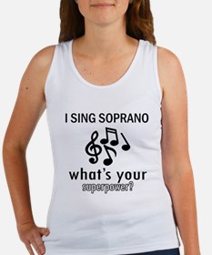 Cool Soprano Designs Women's Tank Top
