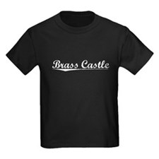 Aged, Brass Castle T