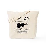 Violin Canvas Bags