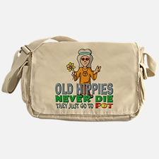 Hippies Messenger Bag