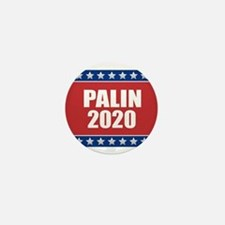 Sarah Palin 2020 Mini Button
