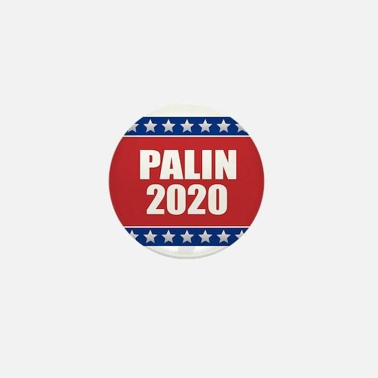 Sarah Palin 2020 Mini Button