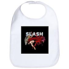 Slash apocalyptic love Bib