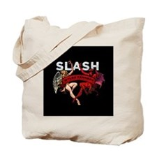 Slash apocalyptic love Tote Bag