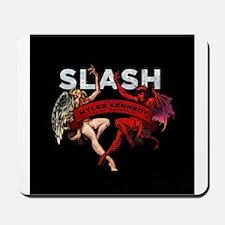Slash apocalyptic love Mousepad