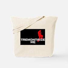 Tremontisize Me! (black) Tote Bag