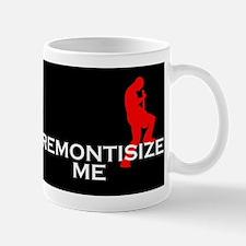 Tremontisize Me! (black) Mug