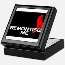 Tremontisize Me! (black) Keepsake Box
