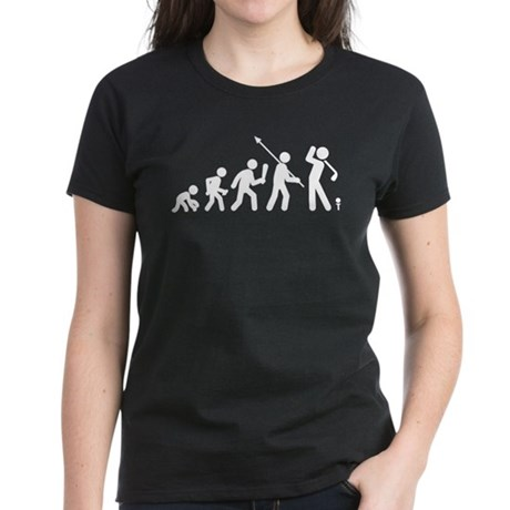 Golf Women's Dark T-Shirt