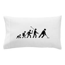 Field Hockey Pillow Case