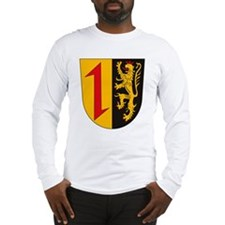 Mannheim Coat of Arms Long Sleeve T-Shirt