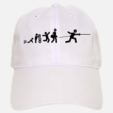 Fencing Baseball Baseball Cap