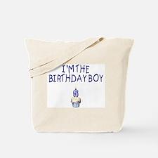 I'm The Birthday Boy 5 Tote Bag