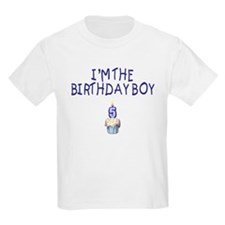 I'm The Birthday Boy 5 Kids T-Shirt