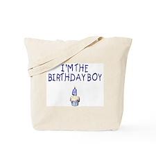 Birthday Boy 4 Tote Bag