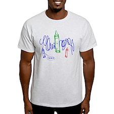 He did it ! T-Shirt
