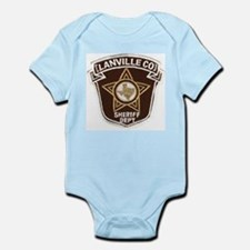 Lanville County Sheriff Infant Creeper
