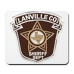 Lanville County Sheriff Mousepad