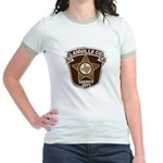 Lanville County Sheriff Jr. Ringer T-Shirt