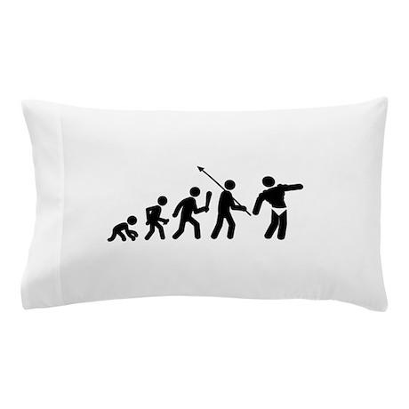 Bodybuilder Pillow Case