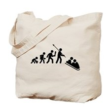 Bobsleigh Tote Bag