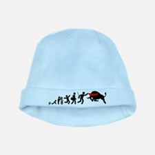 Bullfighting baby hat