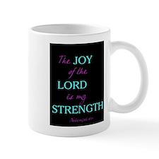 Inspirational Nehemiah Print Small Mug