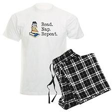 Read. Nap. Repeat. Pajamas