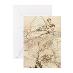 To my bower Greeting Cards (Pk of 10)