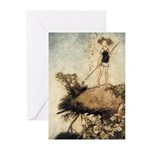 Sentinel Greeting Cards (Pk of 10)