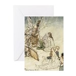 A Fairy Song Greeting Cards (Pk of 20)