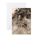 Merry Wanderer Greeting Cards (Pk of 10)