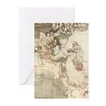 Changeling Greeting Cards (Pk of 20)