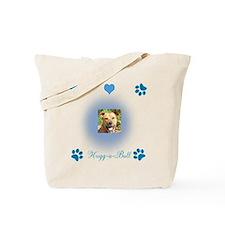 Hugg-a-bull Tote Bag