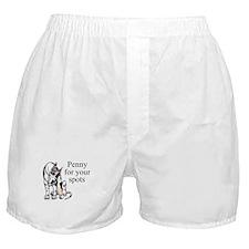 C Penny Boxer Shorts